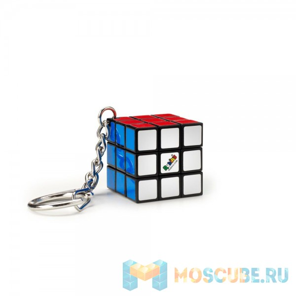 Головоломка Rubik's Брелок Мини-Кубик Рубика КР1223