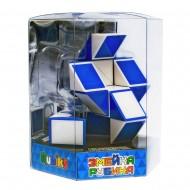 Головоломка Rubik's Змейка Рубика Большая 24 элемента КР5002