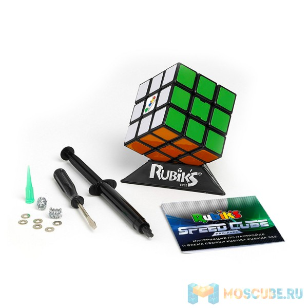 Головоломка Rubik's Скоростной Кубик Рубика 3х3 КР5099