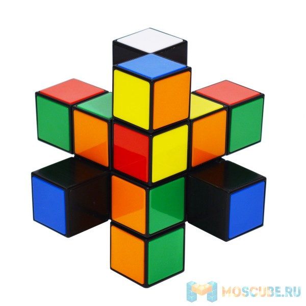 Головоломка Rubik's Башня Рубика 2x2x4 КР5224
