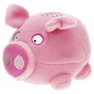 Плюшевая Свинка (розовая)