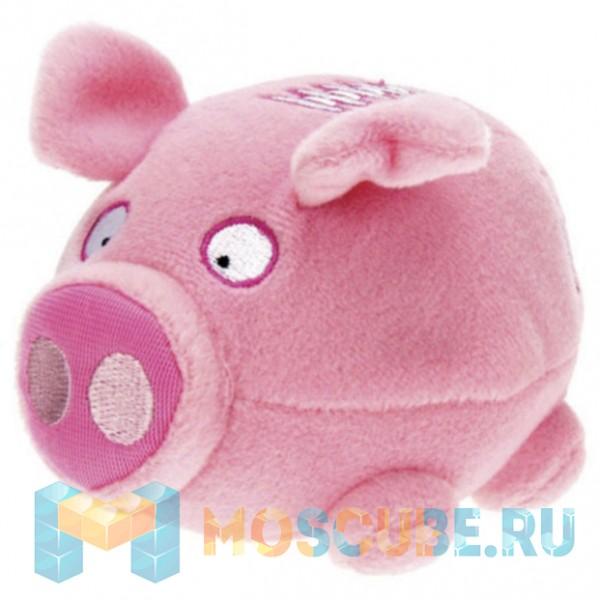 Интерактивная игрушка Woody O'Time Плюшевая Свинка Розовая