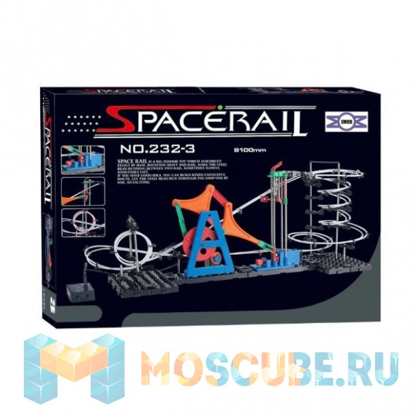 Конструктор Aojie Космические горки SpaceRail 3 (232-3)