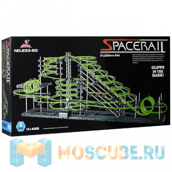 Конструктор Aojie Космические горки SpaceRail 6 (233-6G)