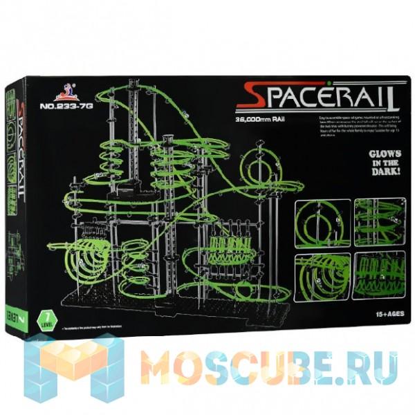 Конструктор Aojie Космические горки SpaceRail 7 (233-7G)